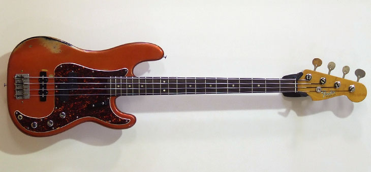 Fender - 1966 Precision bass